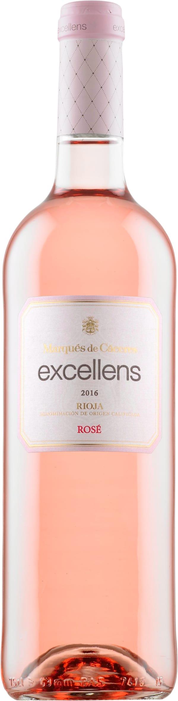 Marqués de Cáceres Excellens Rosé 2017