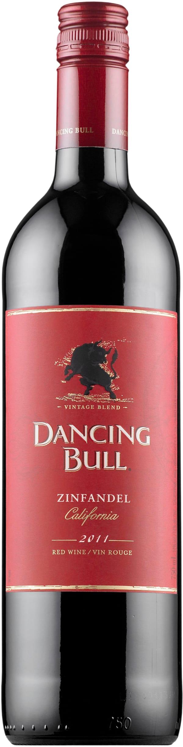 Dancing Bull Zinfandel 2015