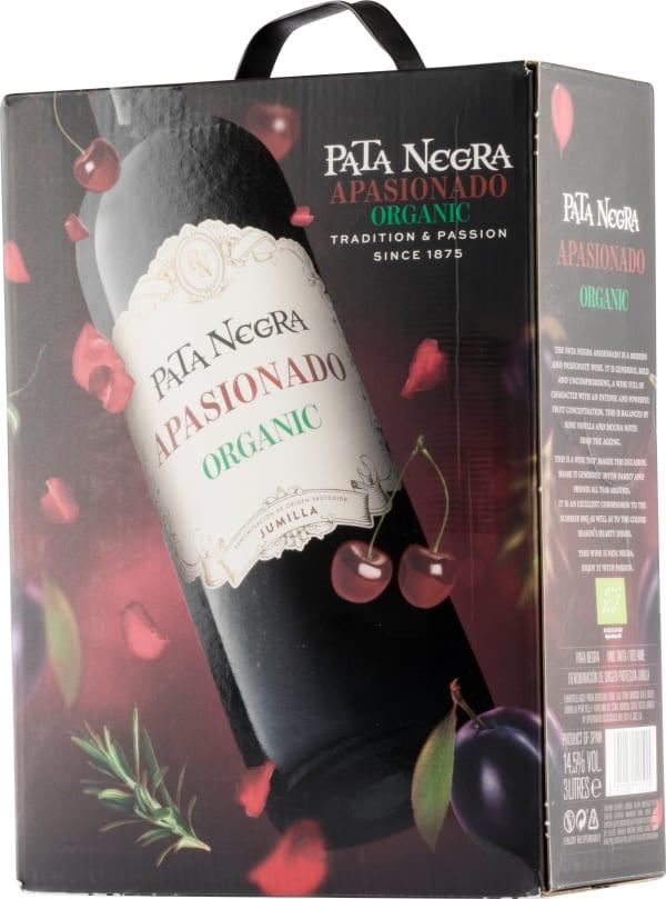 Pata Negra Apasionado Organic 2018 lådvin