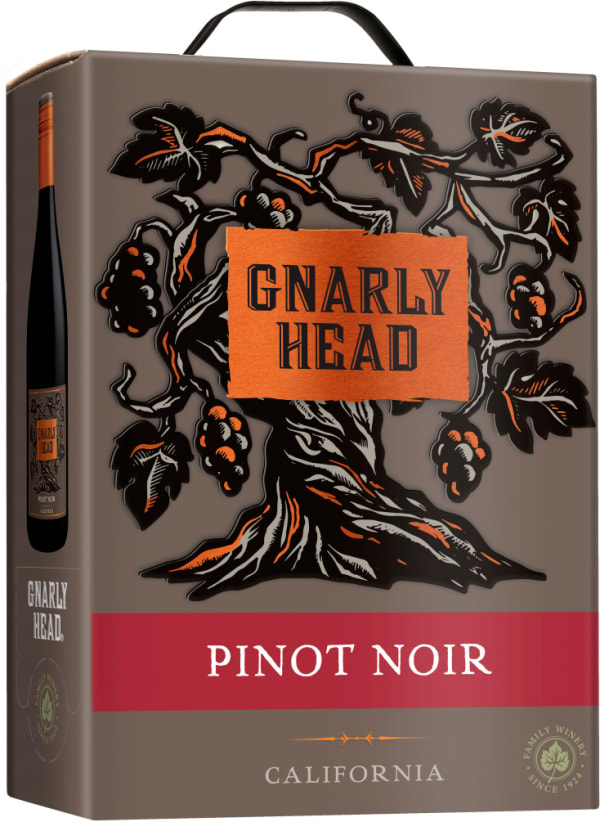 Gnarly Head Pinot Noir 2018 lådvin