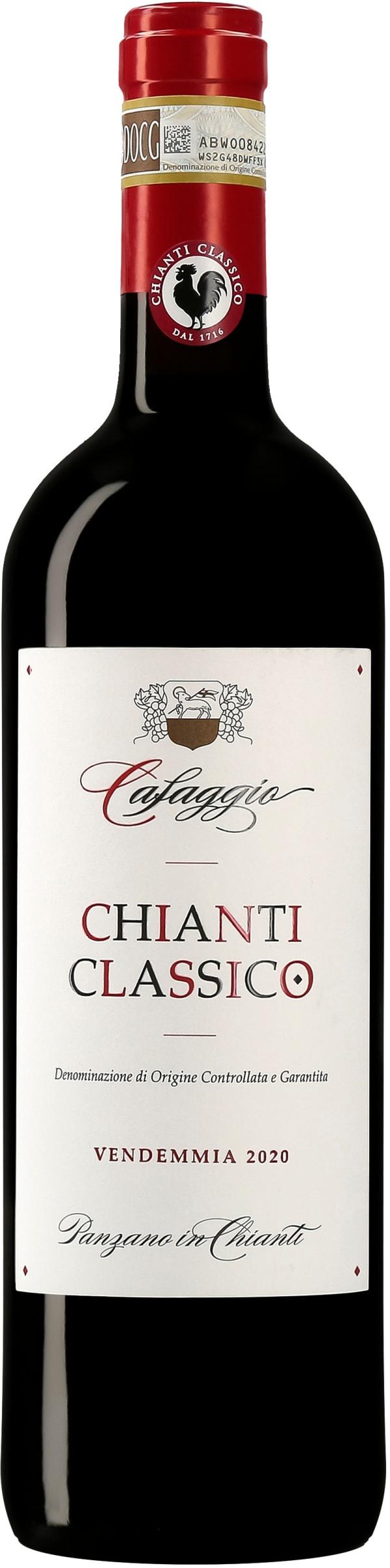 Villa Cafaggio Chianti Classico 2015