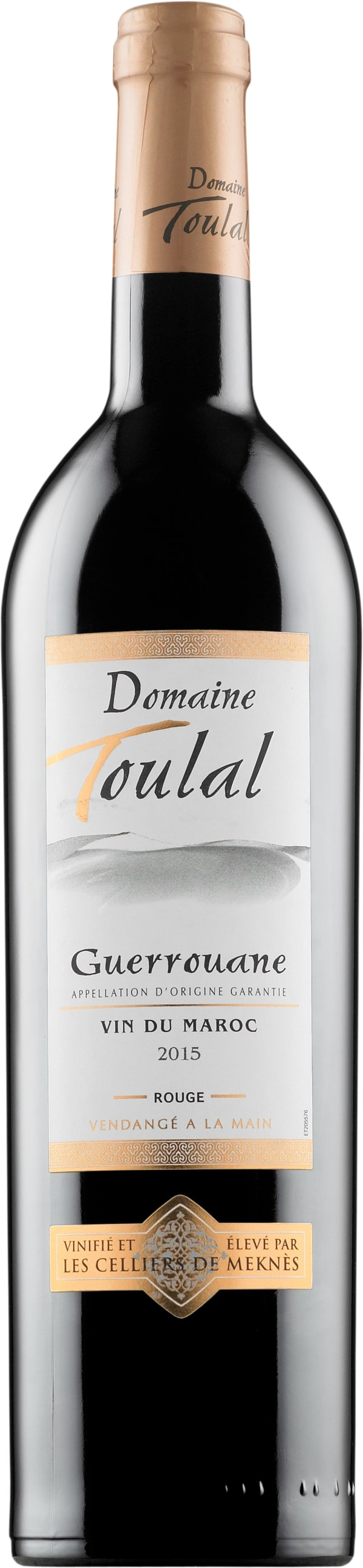 Domaine Toulal Rouge 2015