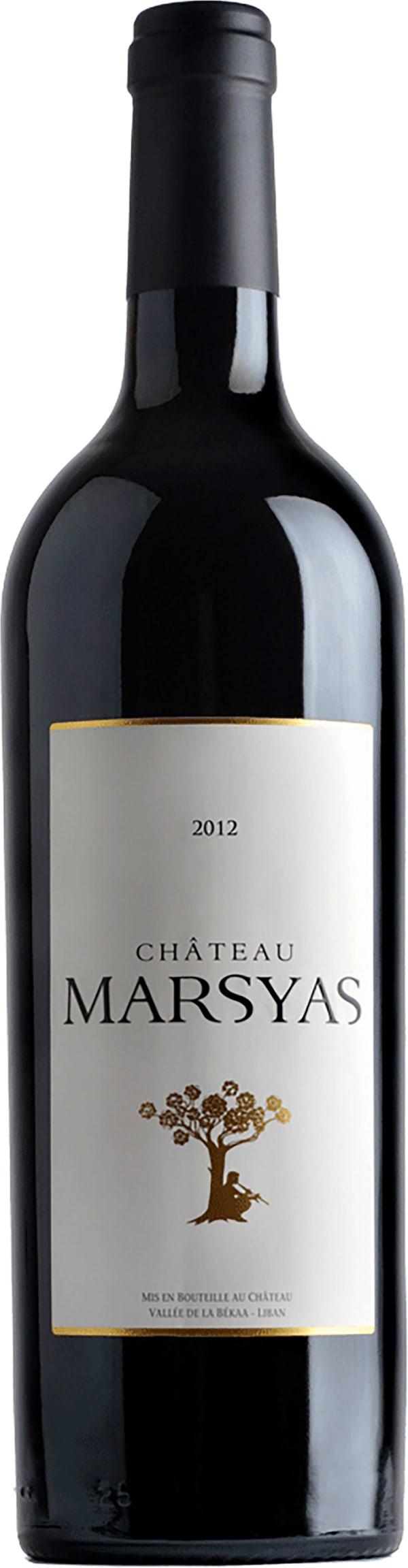 Château Marsyas 2012