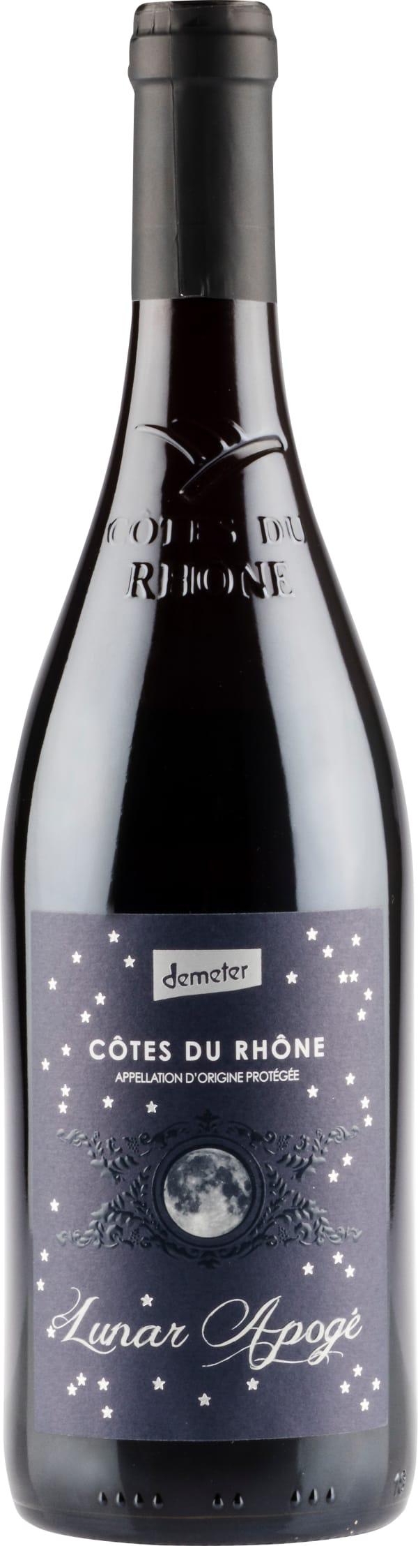 Lunar Apogé Côtes du Rhône 2018