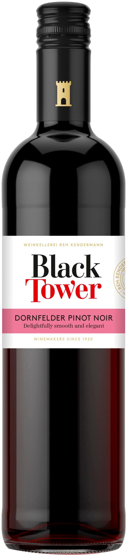 Black Tower Dornfelder Pinot Noir 2016