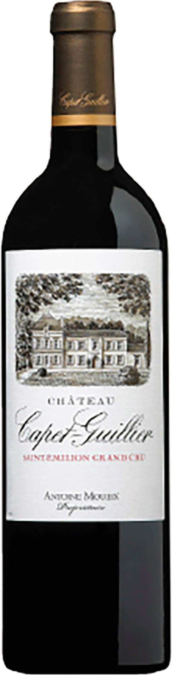 Château Capet-Guillier 2009