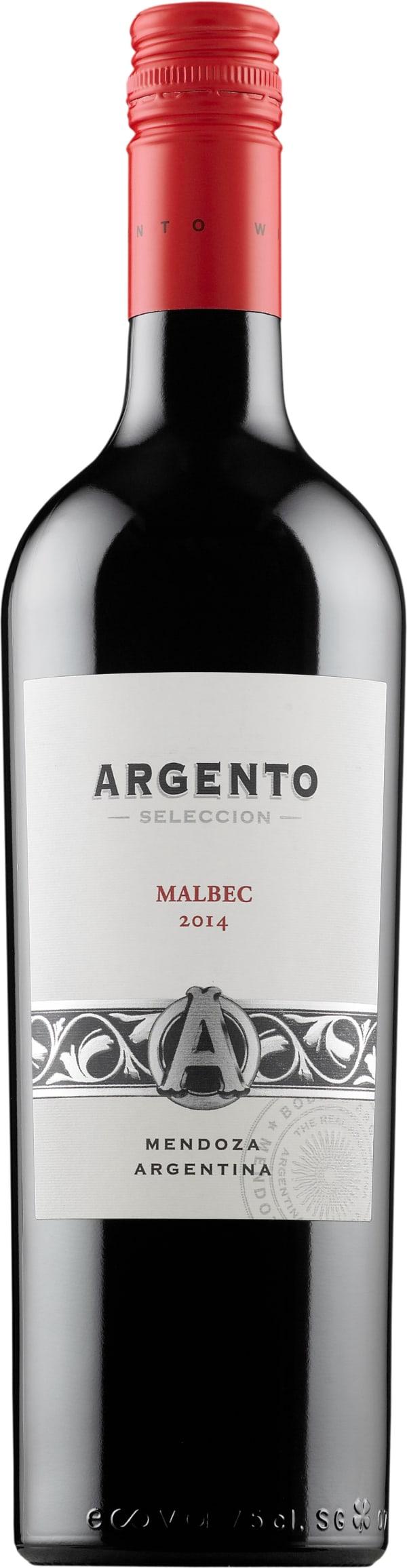 Argento Seleccion Malbec 2018