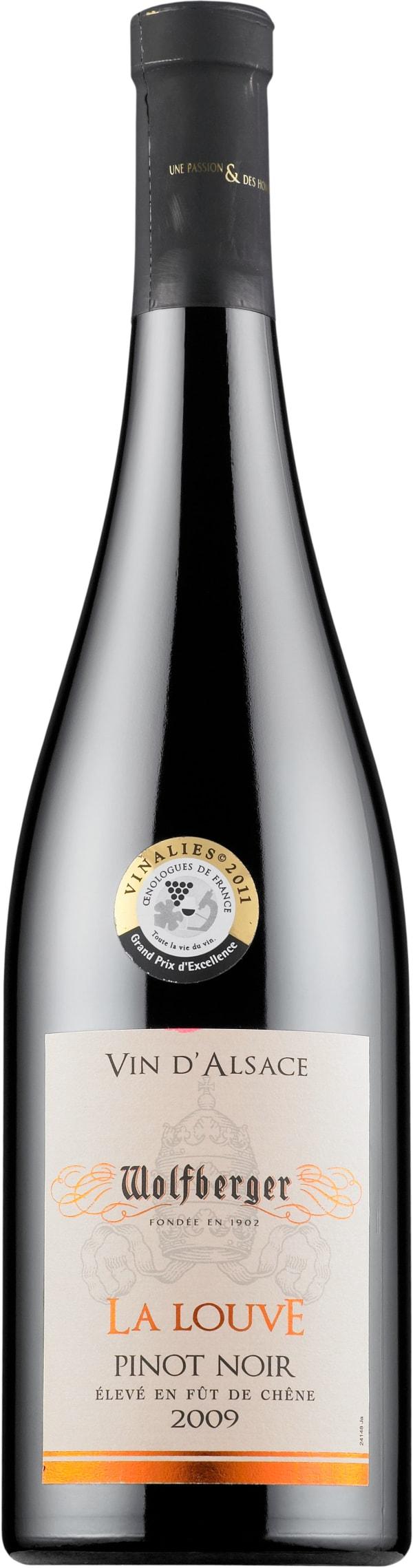 Wolfberger La Louve Pinot Noir 2017