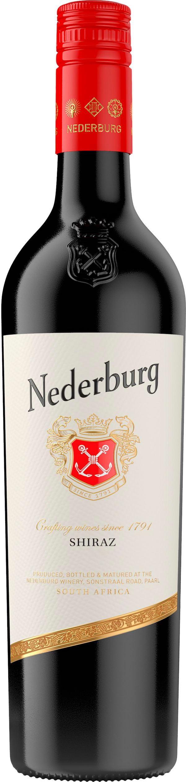 Nederburg The Winemasters Shiraz 2016