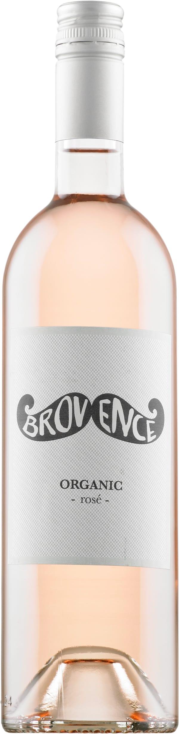Brovence Organic Rosé 2019