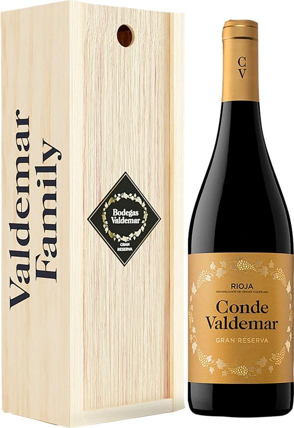 Conde Valdemar Gran Reserva 2011