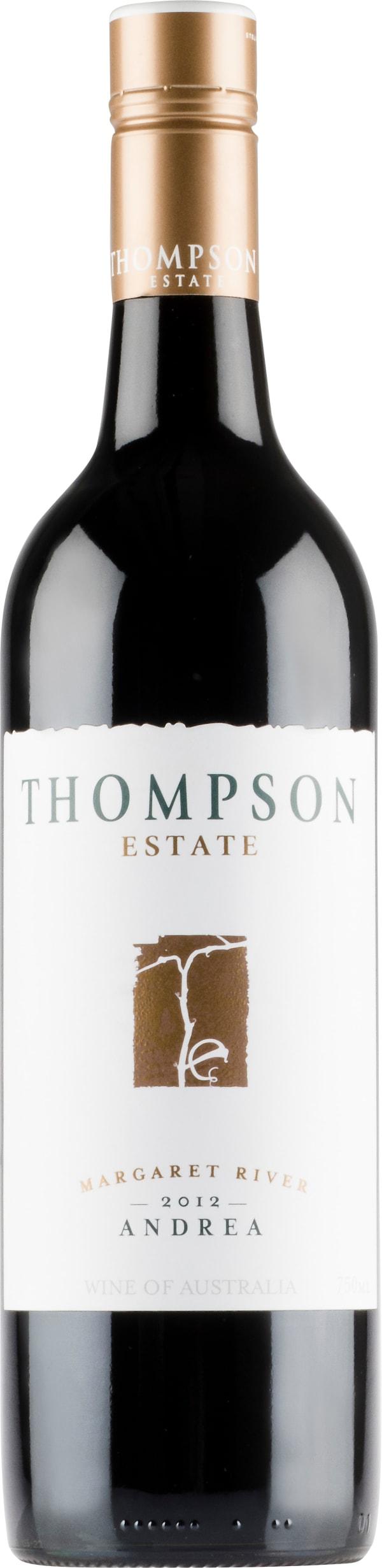 Thompson Estate Andrea Cabernet Merlot 2012