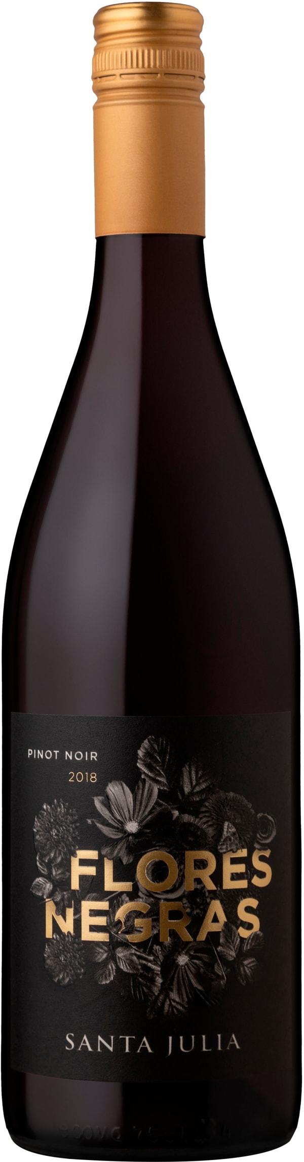 Santa Julia Pinot Noir Flores Negras 2018
