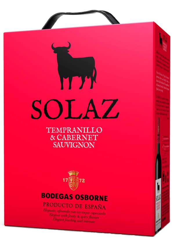 Osborne Solaz 2014 hanapakkaus