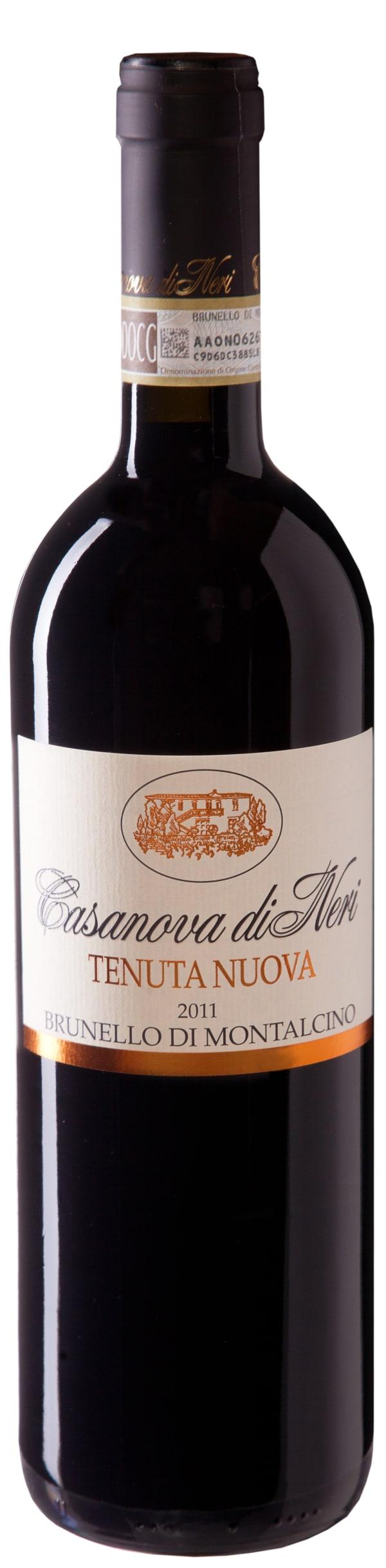 Casanova di Neri Tenuta Nuova  Brunello di Montalcino 2011