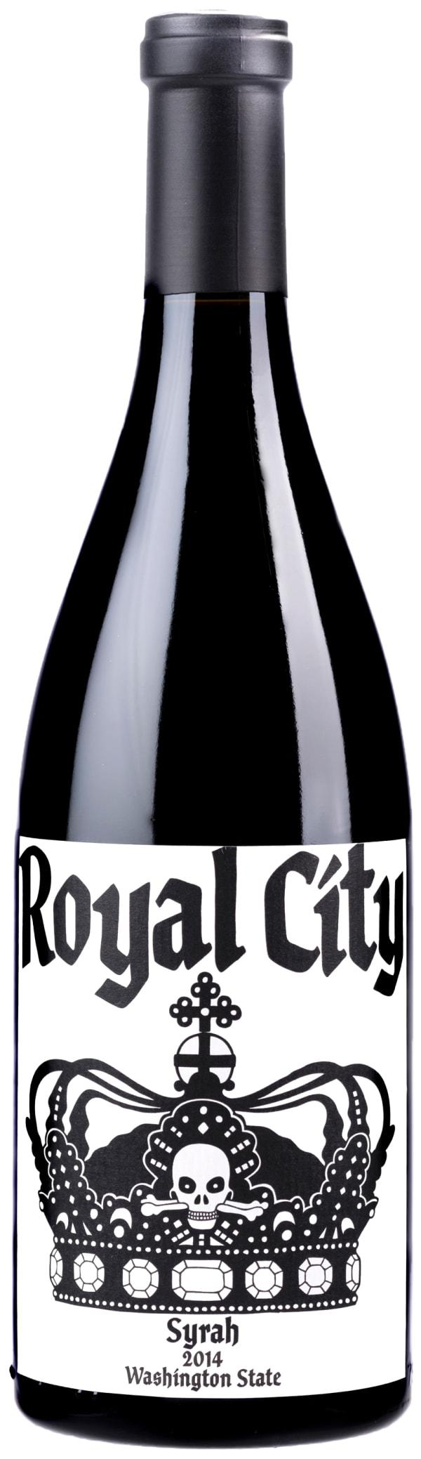 Royal City Syrah 2014