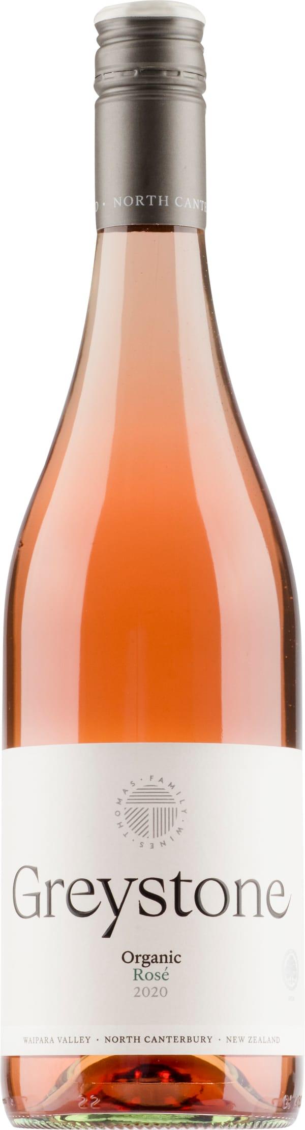 Greystone Organic Pinot Noir Rose 2020