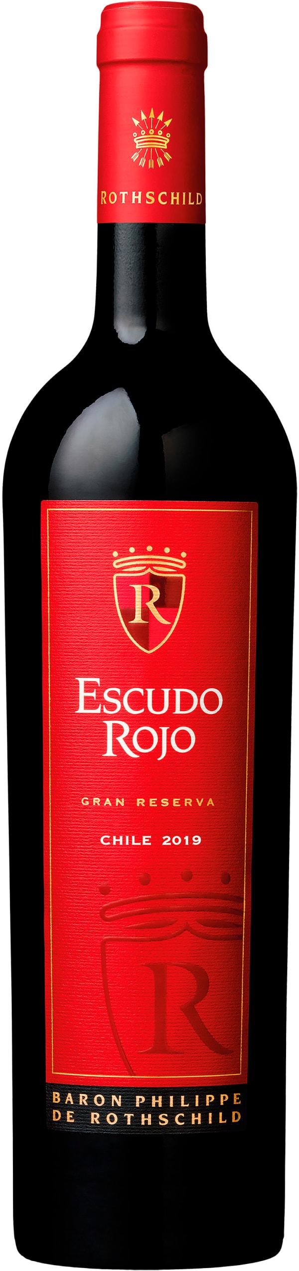 Escudo Rojo 2015