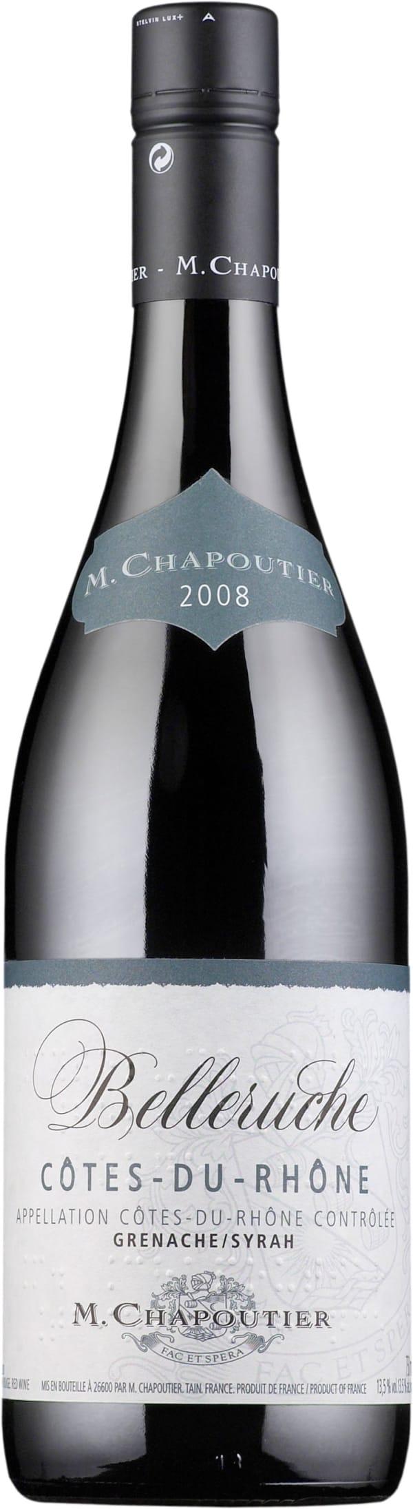 Chapoutier Belleruche Côtes-du-Rhône Rouge 2018
