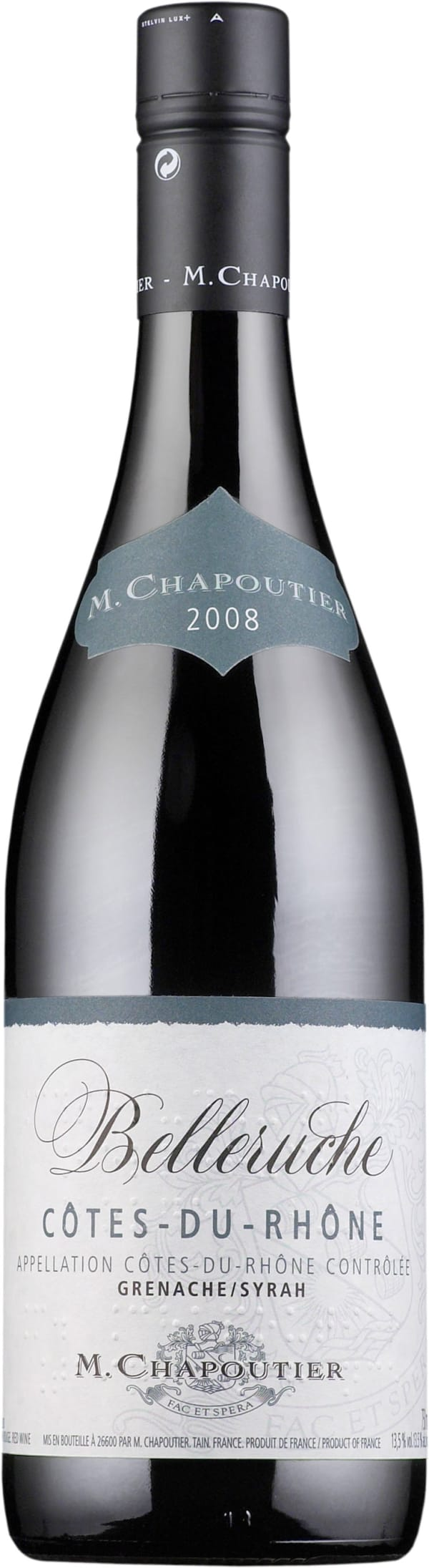 Chapoutier Belleruche Côtes-du-Rhône Rouge 2019