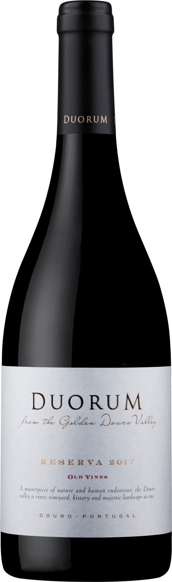 Duorum Reserva Old Vines 2017