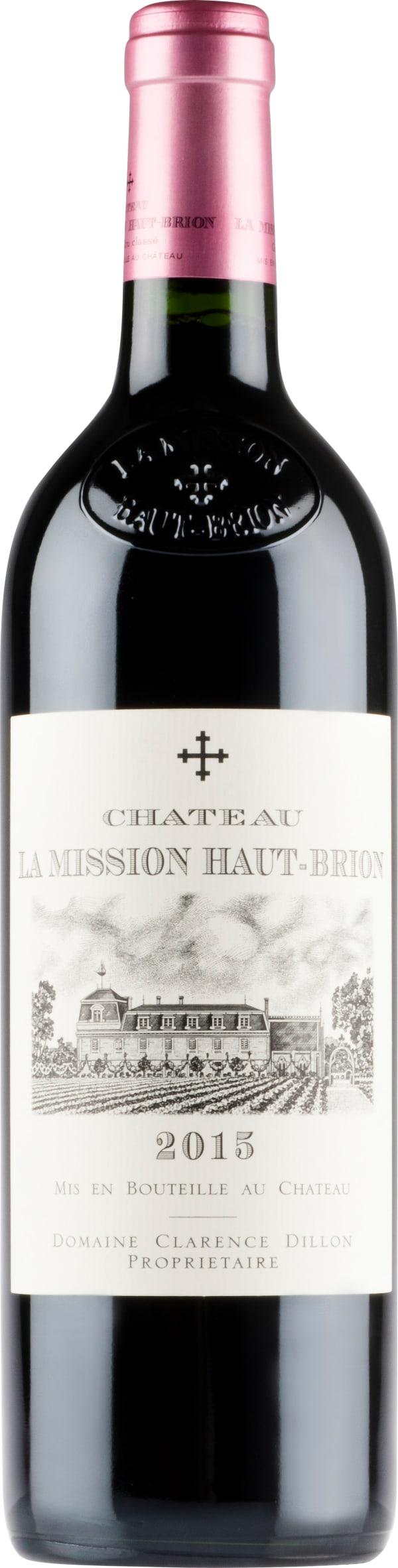 Château La Mission Haut-Brion Rouge 2015