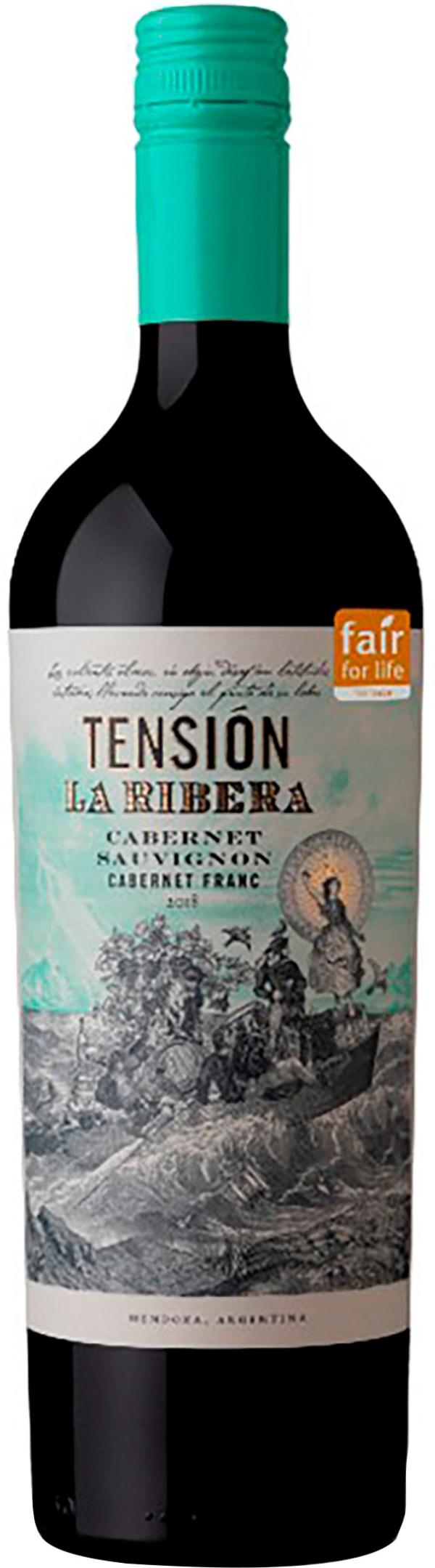 Tension La Ribera Cabernet Sauvignon Cabernet Franc 2018