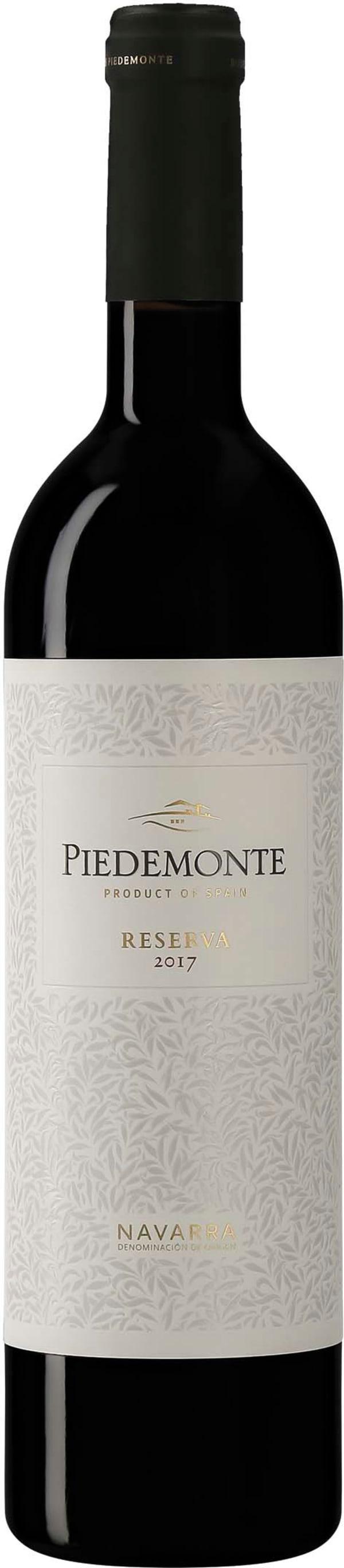 Piedemonte Reserva 2014