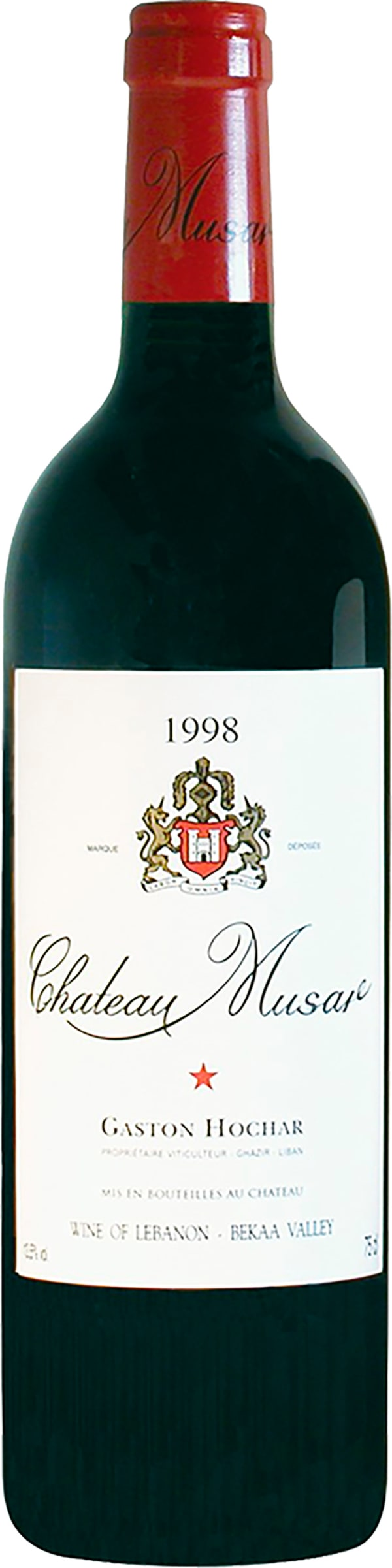 Chateau Musar 1998