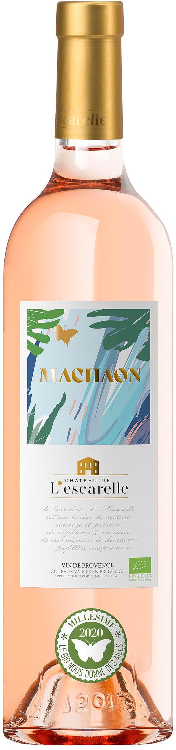 Château de l'Escarelle Machaon 2020