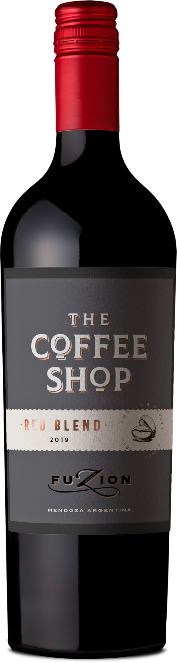 Fuzion The Coffee Shop Red Blend 2019