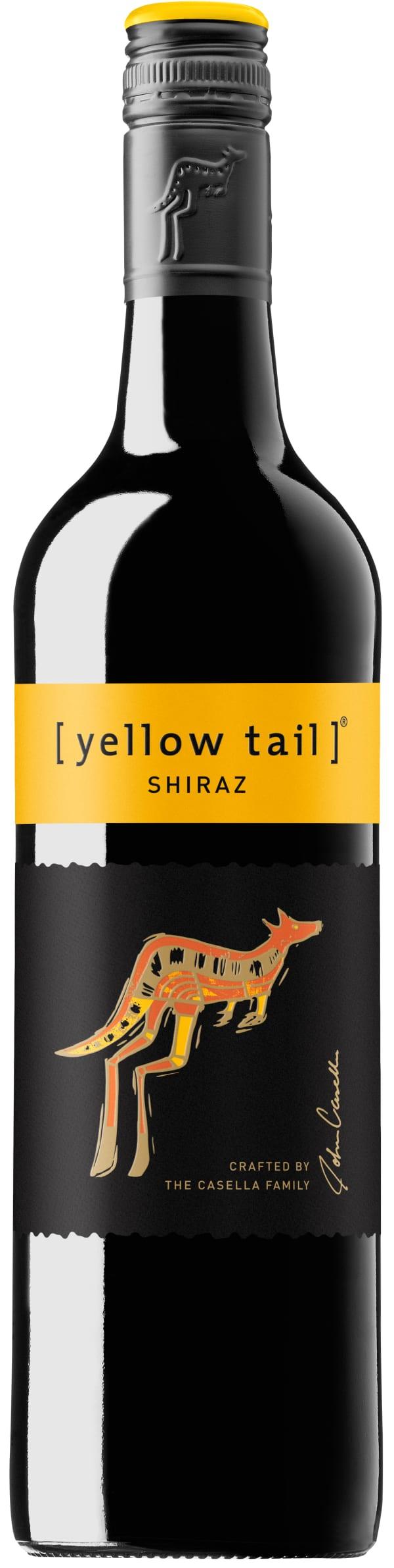Yellow Tail Shiraz 2020