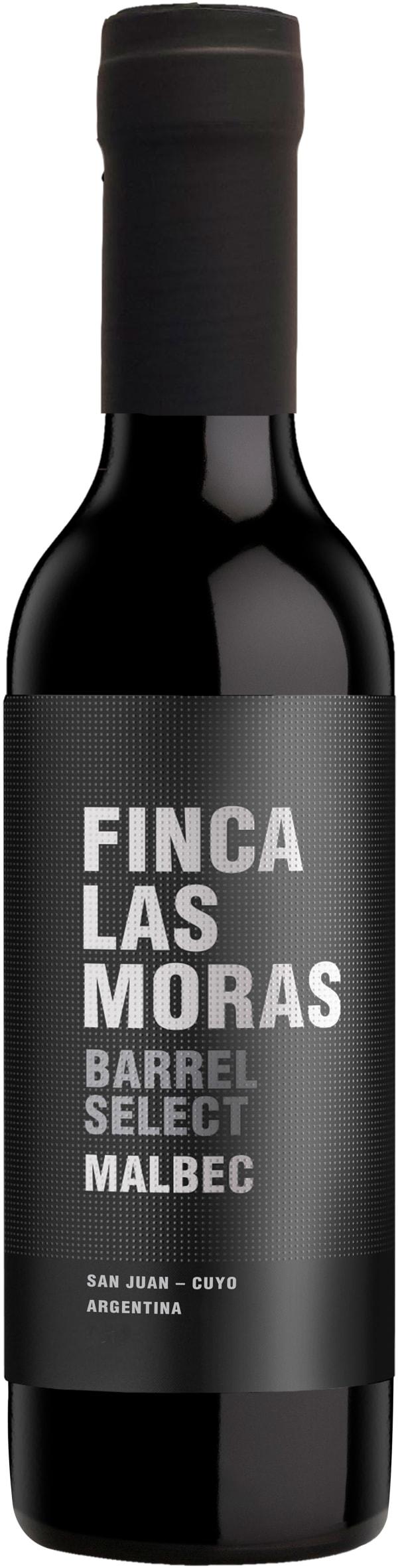 Finca Las Moras Barrel Select Malbec 2017