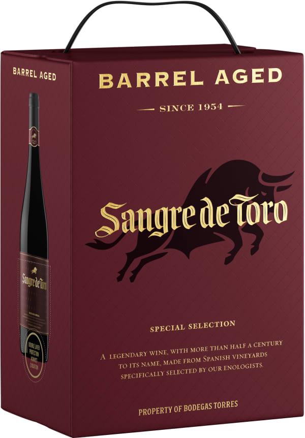 Torres Gran Sangre de Toro Barrel Aged 2015 lådvin