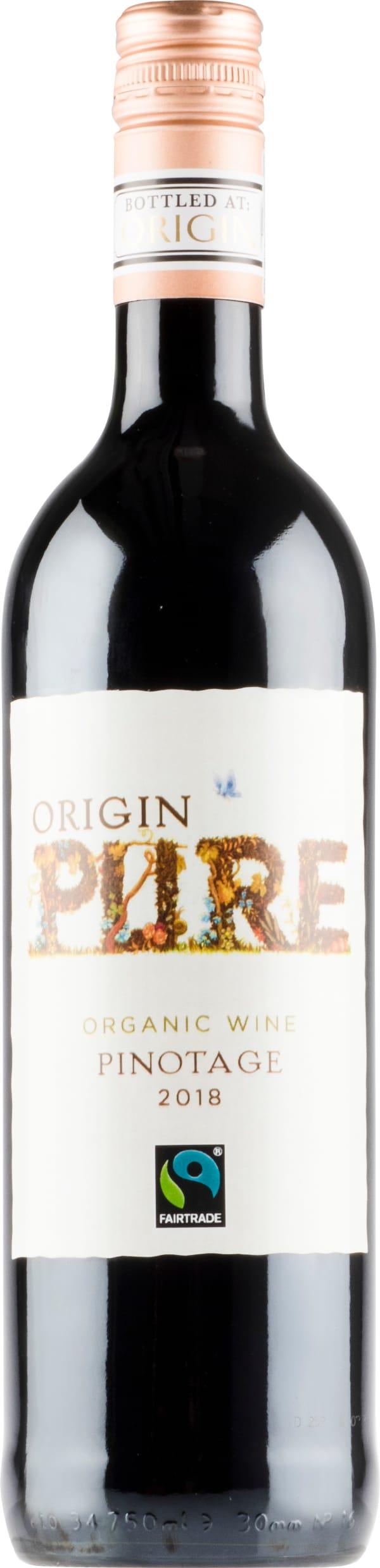 Origin Pure Pinotage 2018