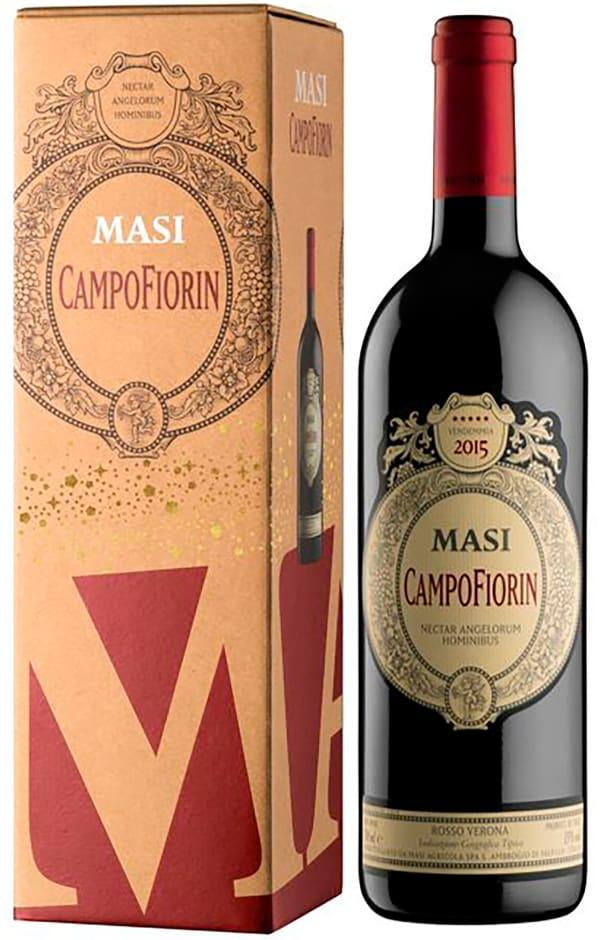 Masi Campofiorin 2016 gift packaging