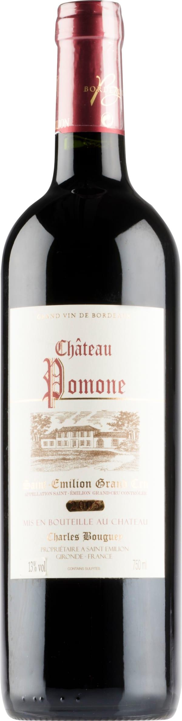 Château Pomone 2008