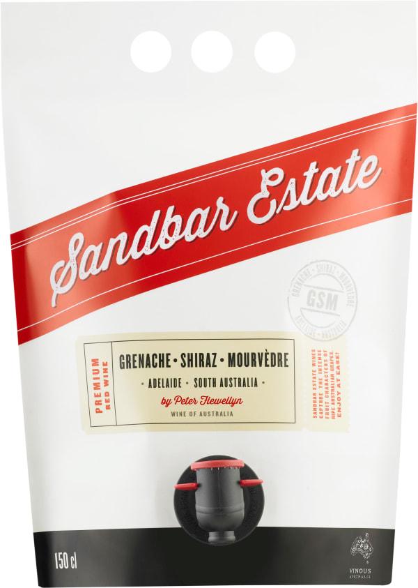 Sandbar Estate GSM 2014 wine pouch