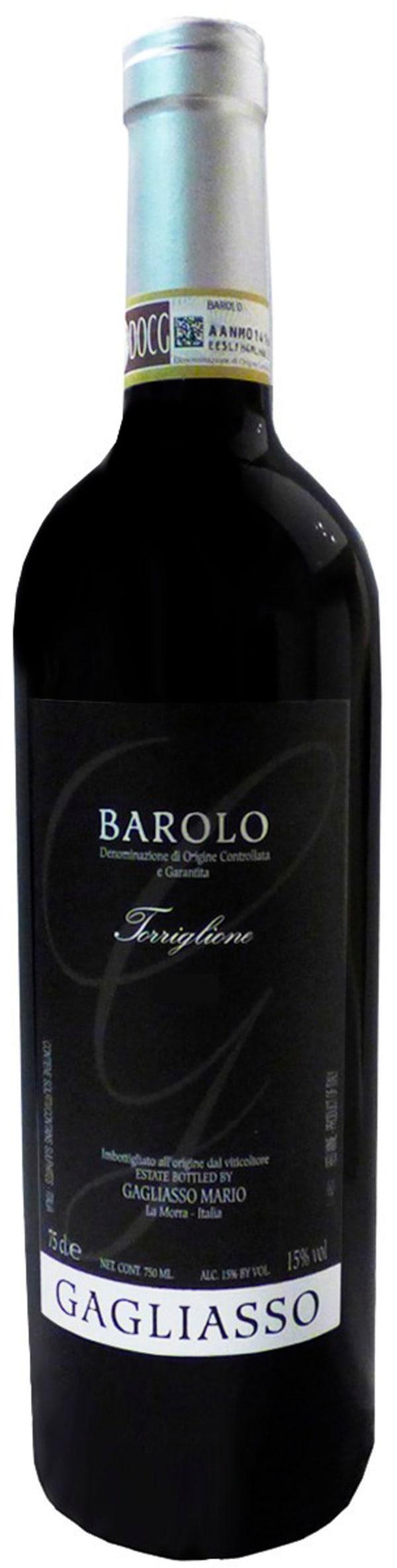 Gagliasso Barolo Torriglione 2013
