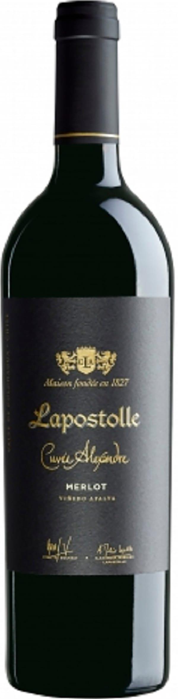 Lapostolle Cuvée Alexandre Merlot 2015