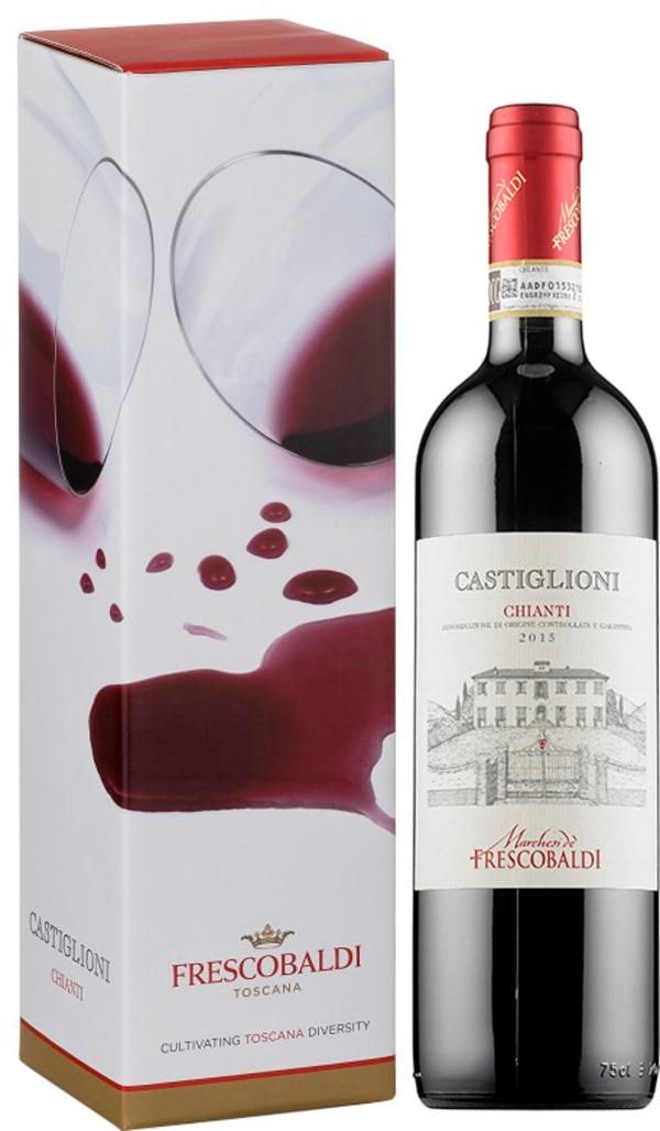 Castiglioni Chianti 2016 presentförpackning