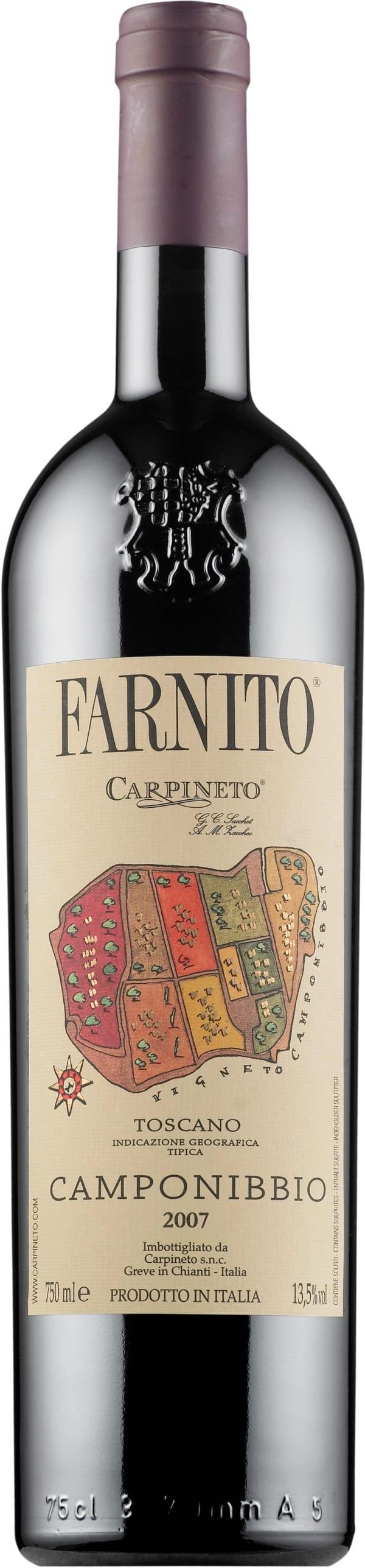 Farnito Camponibbio 2015