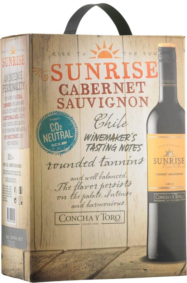 Sunrise Cabernet Sauvignon 2016 bag-in-box