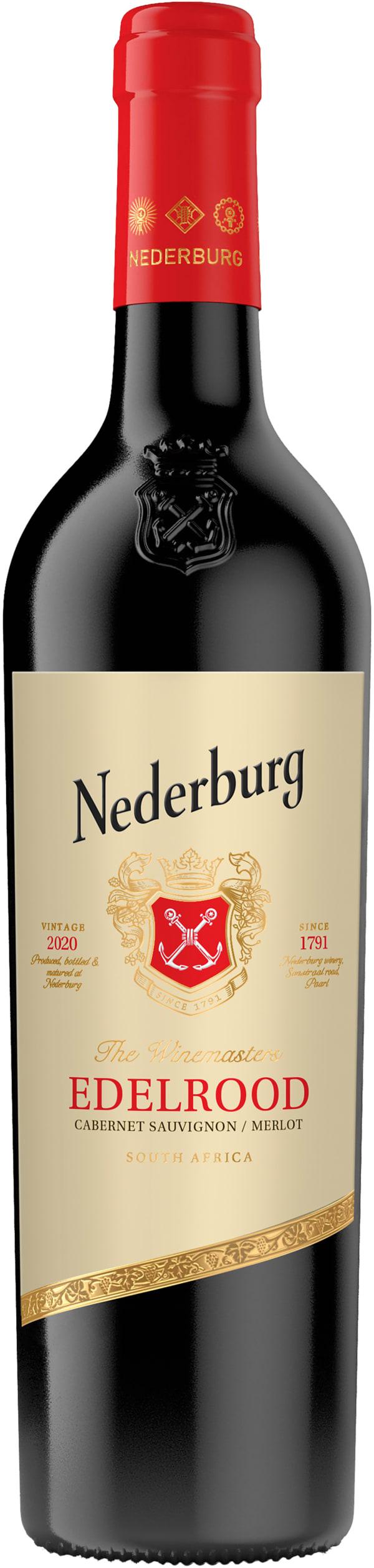 Nederburg Winemaster's Edelrood 2016