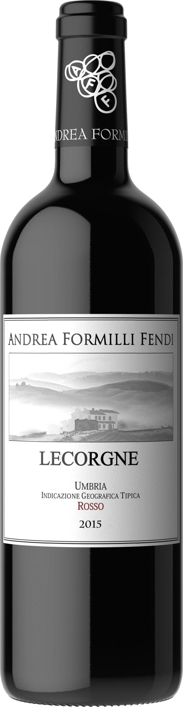 Andrea Formilli Fendi Lecorgne 2015