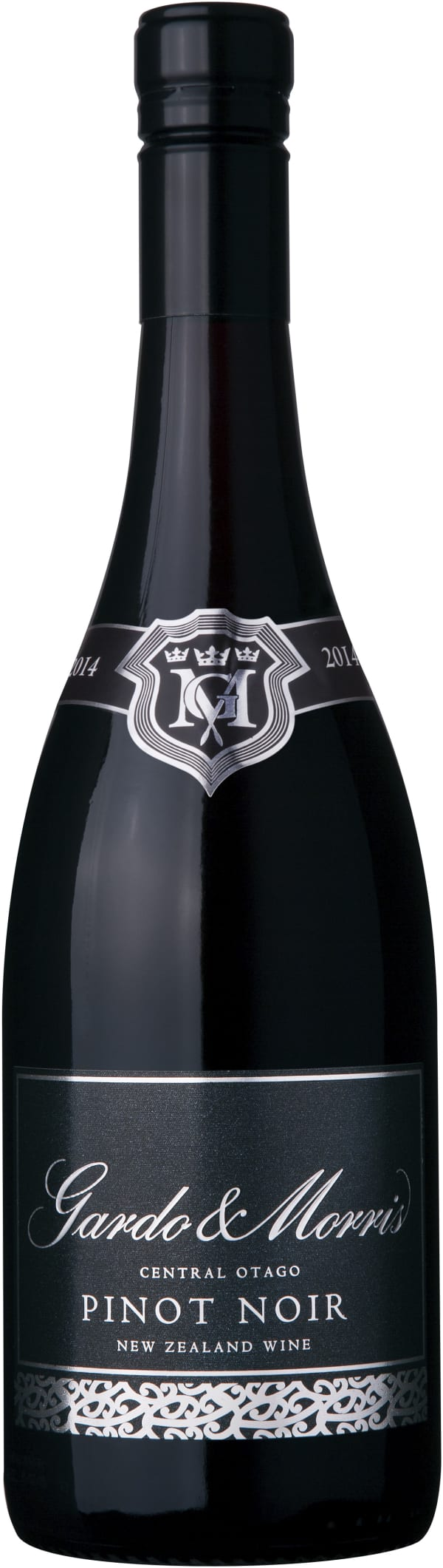 Gardo & Morris Pinot Noir 2014