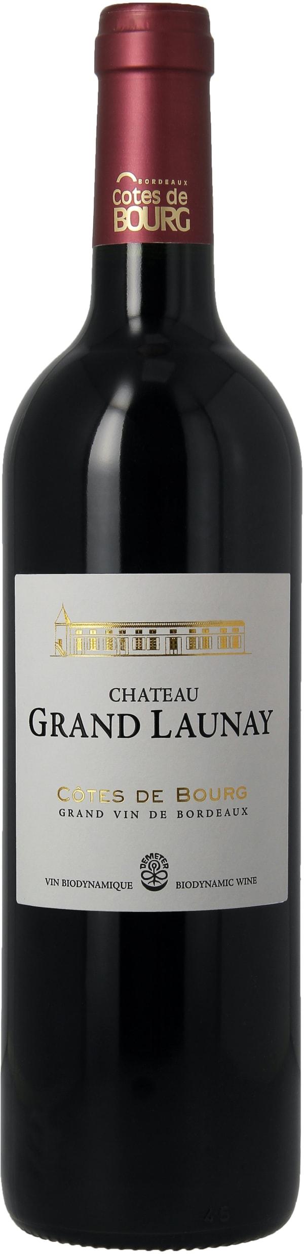 Château Grand Launay 2017