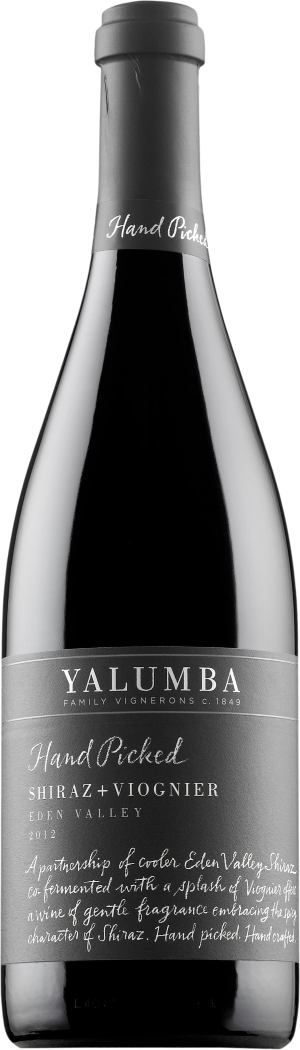 Yalumba Hand Picked Shiraz Viognier 2015