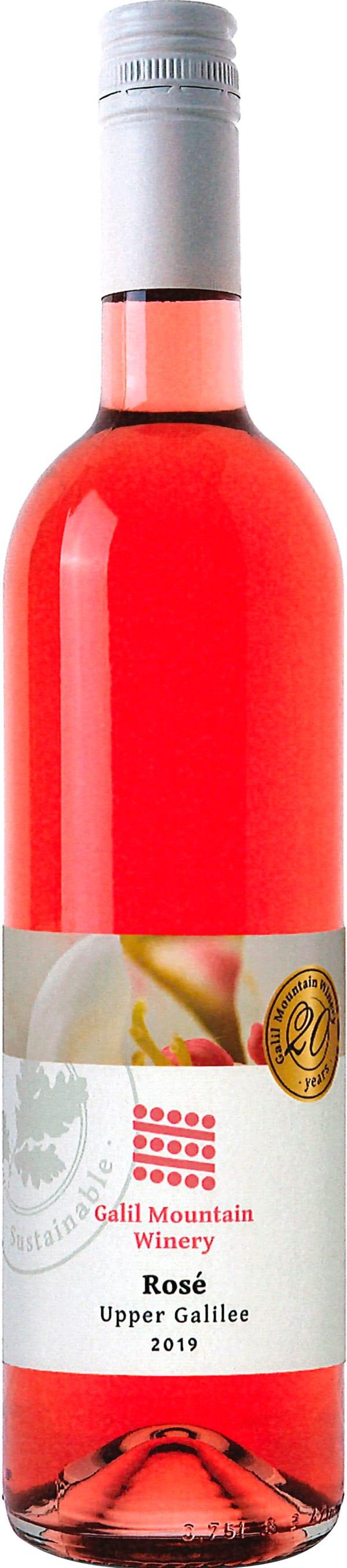 Galil Mountain Rosé 2019
