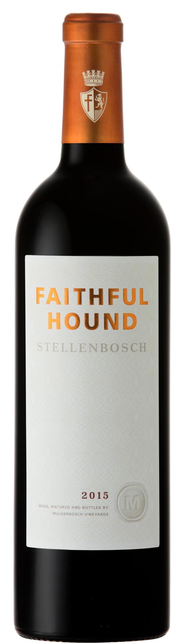 Mulderbosch Faithful Hound 2015